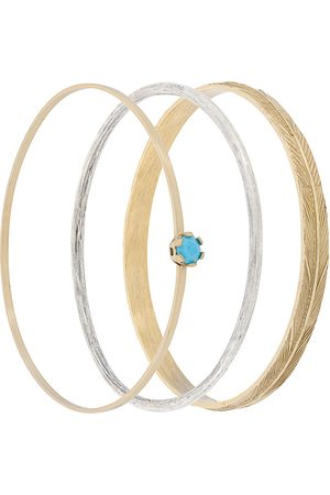 Iosselliani Puro set of three bangles