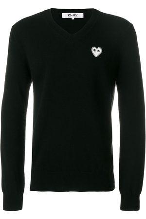 Comme des Garçons Men Sweatshirts - V-neck pullover