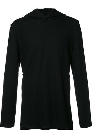 PRIVATE STOCK V-neck hoodie