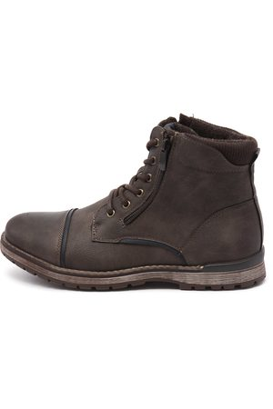 Uncut Men Casual Shoes - Marlboro Chocolate Boots Mens Shoes Casual Ankle Boots