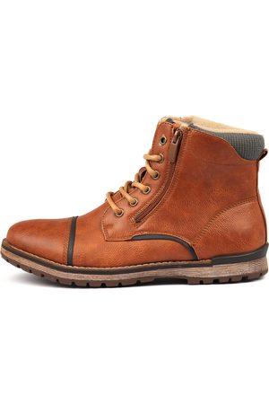 Uncut Men Casual Shoes - Marlboro Tan Boots Mens Shoes Casual Ankle Boots