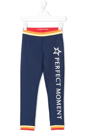 Perfect Moment Logo print leggings