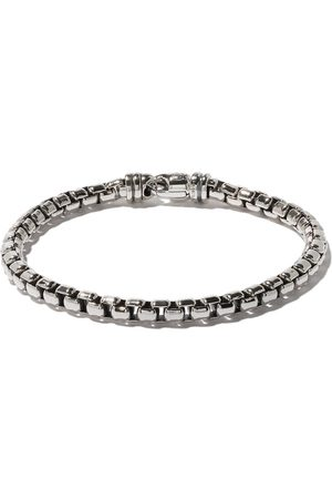 David Yurman Box Chain large bracelet