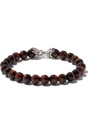 David Yurman Spiritual Beads red tiger eye bracelet