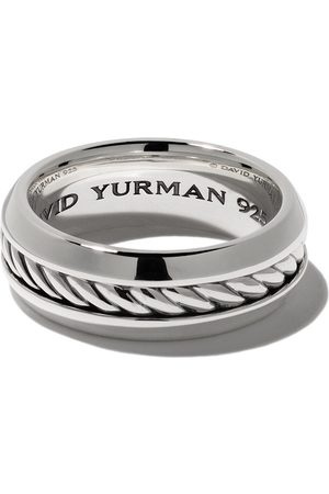 David Yurman Cable Classic band ring