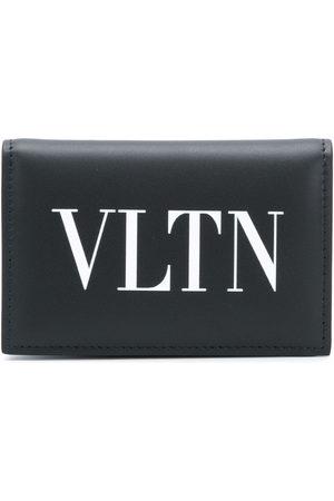 VALENTINO GARAVANI VLTN print cardholder