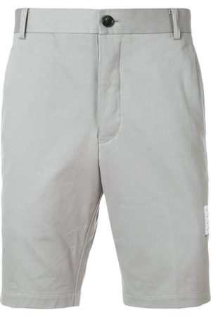 Thom Browne Men Shorts - Unconstructed Cotton Chino Short