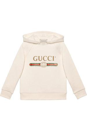 Gucci Boys Hoodies - Children's sweatshirt with Gucci logo