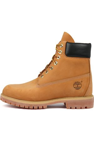 Timberland Men Casual Shoes - 6 Premium Icon Boots Wheat Boots Mens Shoes Casual Ankle Boots