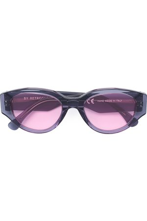 Retrosuperfuture Drew Mama oval sunglasses