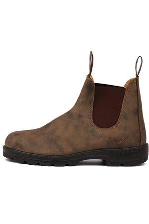 Blundstone Men Casual Shoes - 585 Mens Boot Rustic Boots Mens Shoes Casual Ankle Boots