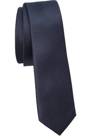 Yd. Matte Satin 5 Cm Tie Navy One