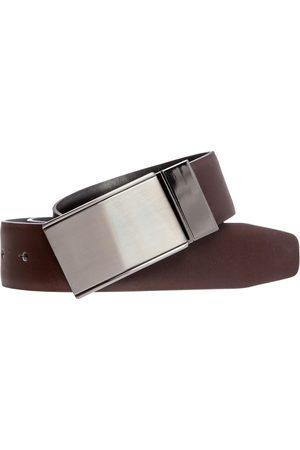Yd. Williams Dress Belt Choc 38
