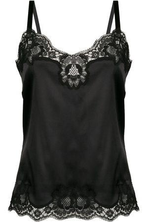 Dolce & Gabbana Lace trim camisole