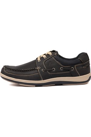 Colorado Denim Spinnaker Navy Shoes Mens Shoes Casual Flat Shoes