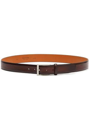 Magnanni Men Belts - Guodi' calfskin leather belt