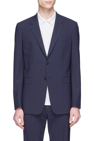 THEORY Chambers' virgin wool soft blazer