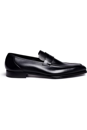 GEORGE CLEVERLEY George' leather penny loafers