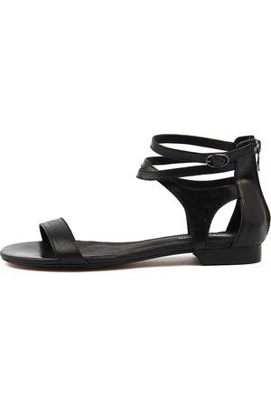 Django & Juliette Please Sandals Womens Shoes Casual Sandals Flat Sandals