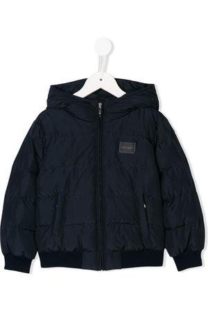 Dolce & Gabbana Padded bomber jacket