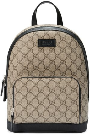 Gucci Women Backpacks - GG Supreme small backpack
