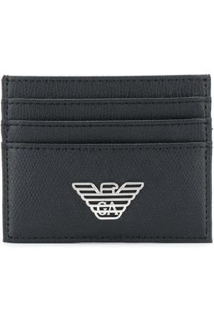 Emporio Armani Men Wallets - Logo cardholder