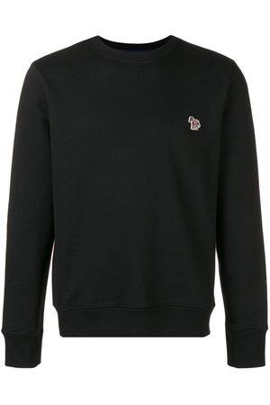 Paul Smith Men Sweatshirts - Embroidered logo sweatshirt