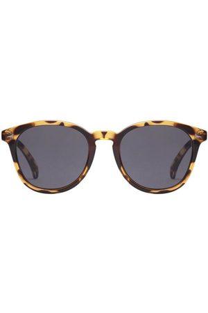 Le Specs Sunglasses - Bandwagon Syrup Tort Sunglasses