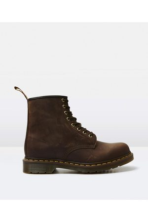 Dr. Martens 8 Eye Boot Crazyhorse