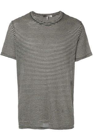 Isabel Marant Men Short Sleeve - Leon striped T-shirt