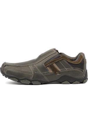 Wild Rhino Becker Wr Smokey Shoes Mens Shoes Casual Flat Shoes