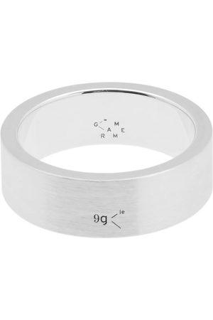 Le Gramme Brushed Ribbon Ring