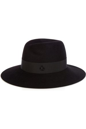 Le Mont St Michel Virginie Waterproof Felt Fedora Hat - Womens