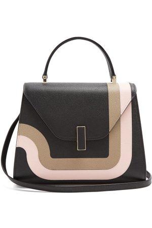 VALEXTRA Iside Medium Grained Leather Bag - Womens - Multi