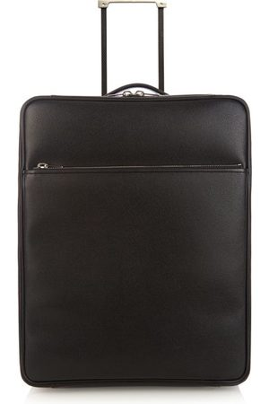 VALEXTRA Leather cabin suitcase