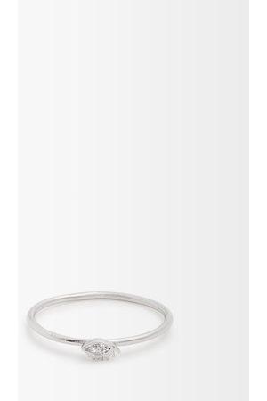 DELFINA DELETTREZ Women Rings - Diamond & White Gold Ring - Womens