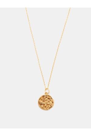Alighieri Sagittarius -plated Necklace - Womens