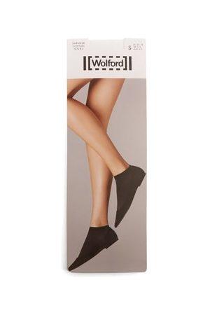Wolford Women Socks - Cotton Blend Ankle Socks - Womens