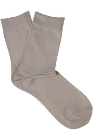 Falke Touch Cotton Blend Socks - Womens - Light
