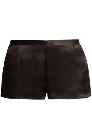 La Perla Silk Satin Pyjama Shorts - Womens