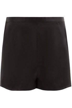 La Perla Women Pyjamas - Silk Satin Pyjama Shorts - Womens