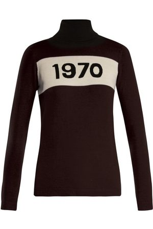BELLA FREUD 1970-intarsia Wool Sweater - Womens