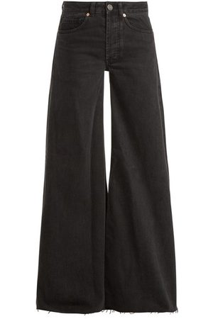 Raey Loon Wide Leg Jeans - Womens