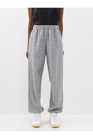 Raey Cashmere Blend Track Pants - Womens