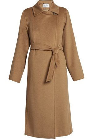Max Mara Women Coats - Manuela Coat - Womens - Camel