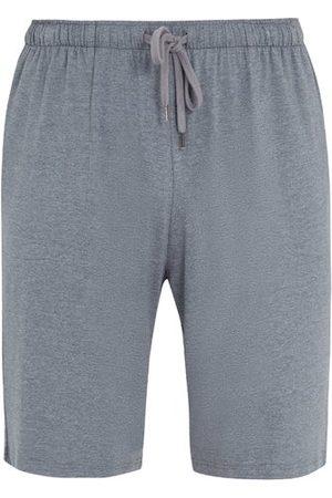 DEREK ROSE Men Pyjamas - Marlowe Jersey Lounge Shorts - Mens