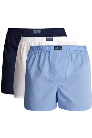 Ralph Lauren Set Of Three Cotton Boxer Briefs - Mens - Multi