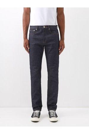 A.P.C Petit New Standard Slim Leg Jeans - Mens - Dark Indigo