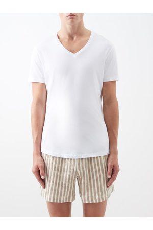 Orlebar Brown Ob-v Cotton-jersey T-shirt - Mens