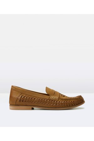 Arvust Men Loafers - Ceduna Slip On Loafer Tan